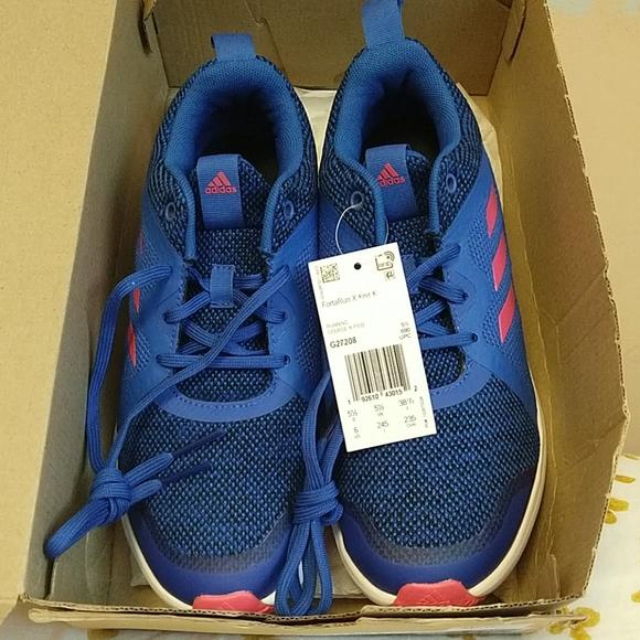 adidas Shoes   Adidas Fortarun X Knit K